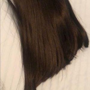 Bob cut wig